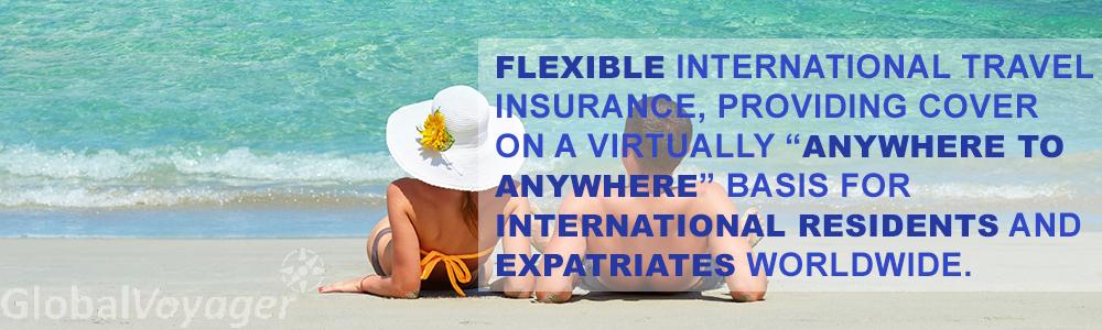 International Travel Insurance for Residents Worldwide